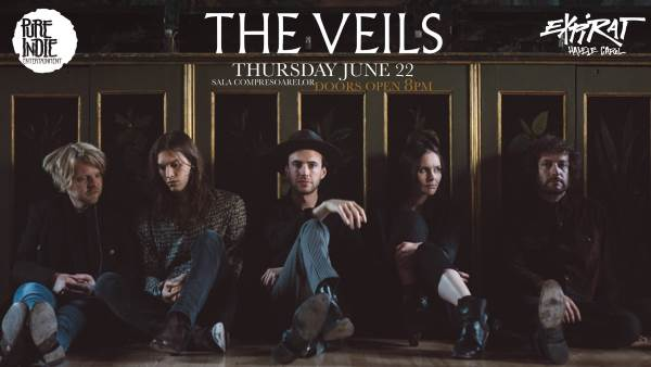 The Veils la Expirat Club