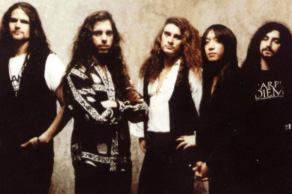 "Dream Theater în 1992, anul lansării albumului ""Images and Words"""