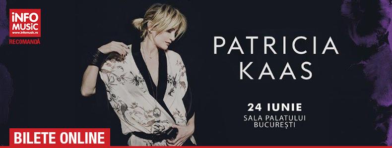 Concert Patricia Kaas la București