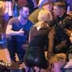 Imagine surprinsă după explozia de pe Manchester Arena