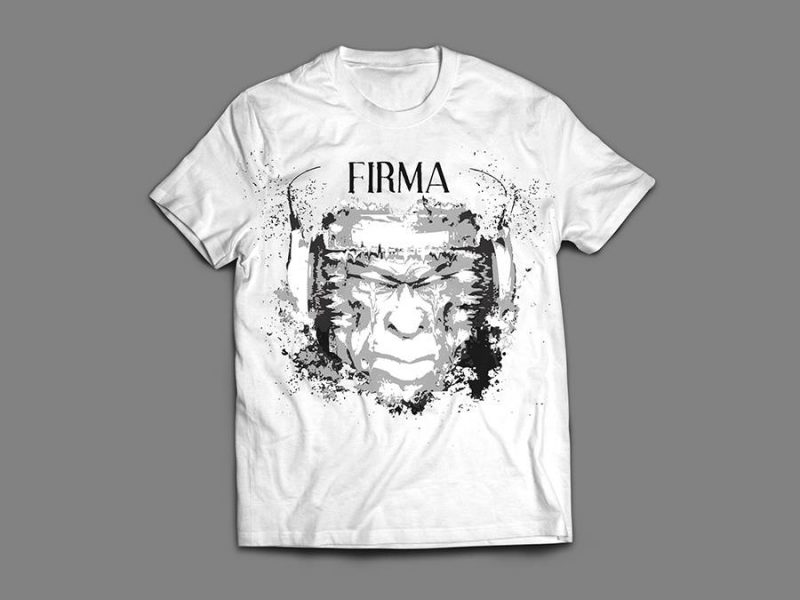 Tricou oficial al trupei FiRMA