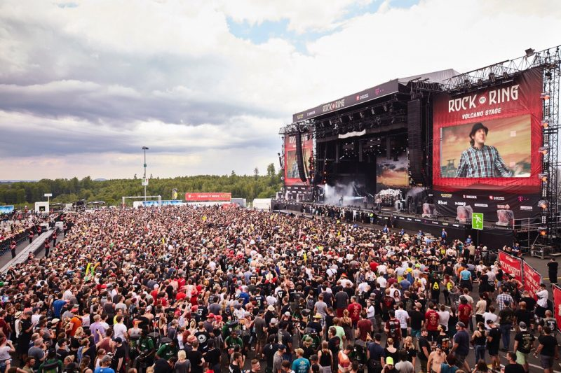 Rock Am ring 2017 evacuat amenintare terorista