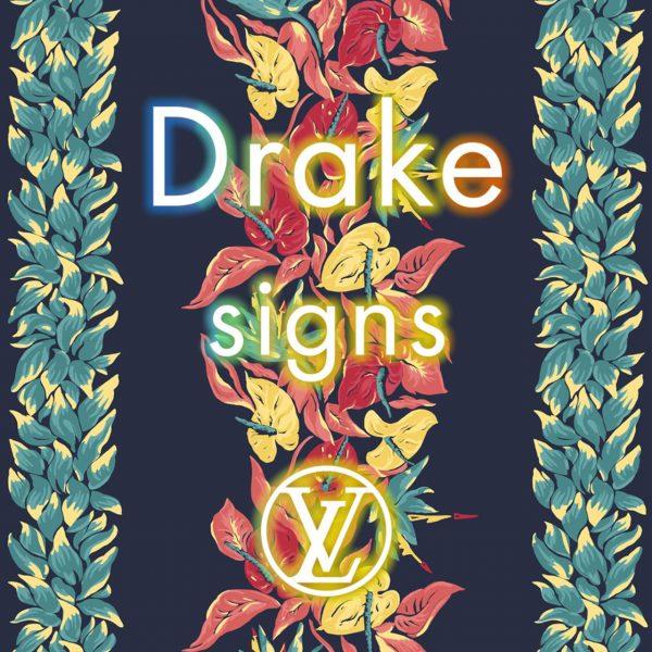 Single Drake Signs