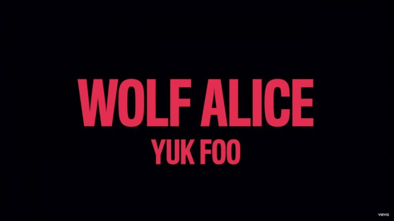 Single Wolf Alice Yuk Foo