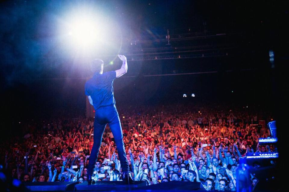 The Killers concert Philadelphia 10 iunie 2017