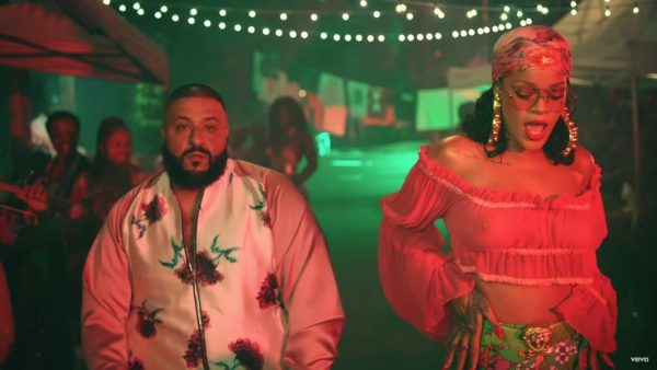 Videoclip DJ Khaled Rihanna Bryson Tyler Wild Thoughts