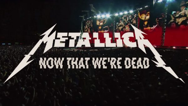 Videoclip Metallica Now That We're Dead