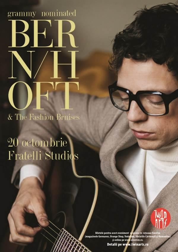 Bernhoft & The Fashion Bruises la Fratelli Studios