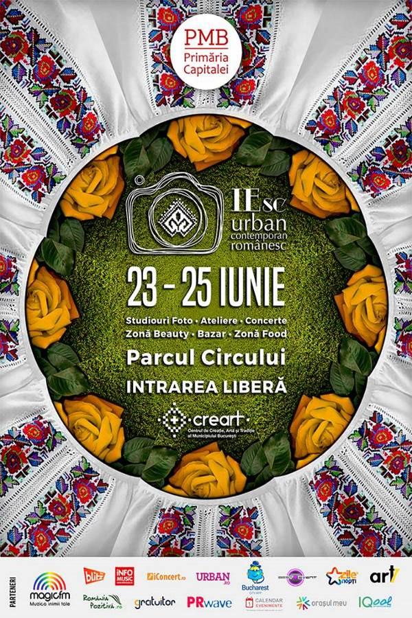 Festivalul Iei la Parcul Circului