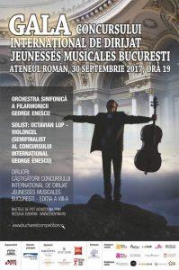 Gala Concursului de Dirijat Jaunesses Musicales