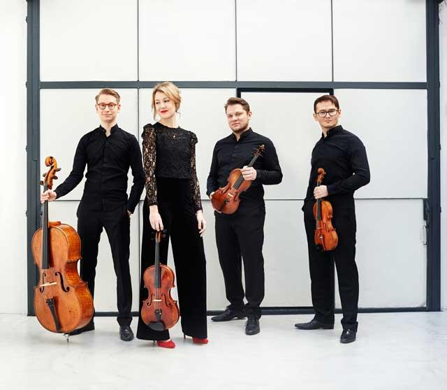 Cvartetul Giocoso la Biserica Luterană