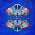 Coperta EP Coldplay Kaleidoscope