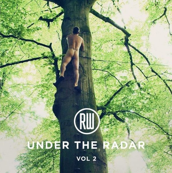 Coperta Robbie Williams Under the Radar Volume 2