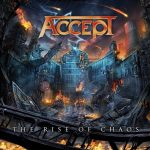 Coperta album Accept The Rise of Chaos