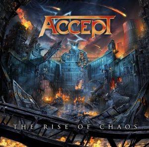 Coperta album Accept The Rise of Chaos