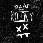 Coperta album Steve Aoki Kolony