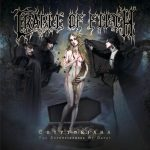 Cradle of Filth Coperta Cryptoriana The Seductiveness of Decay