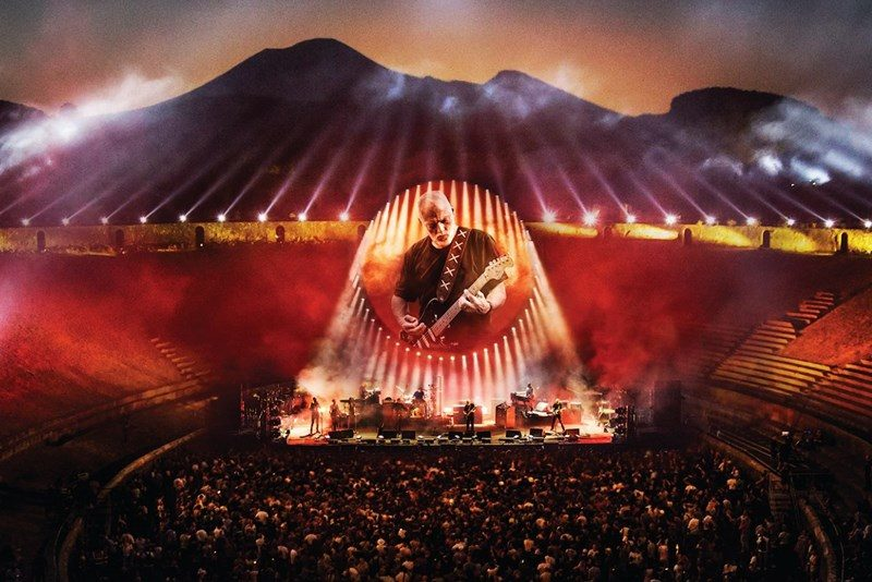 David Gilmour, Live at Pompeii