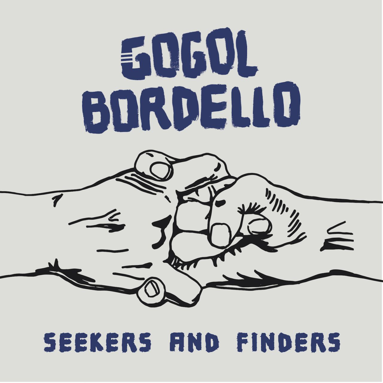 Gogol Bordello coperta album Seekers and Finders