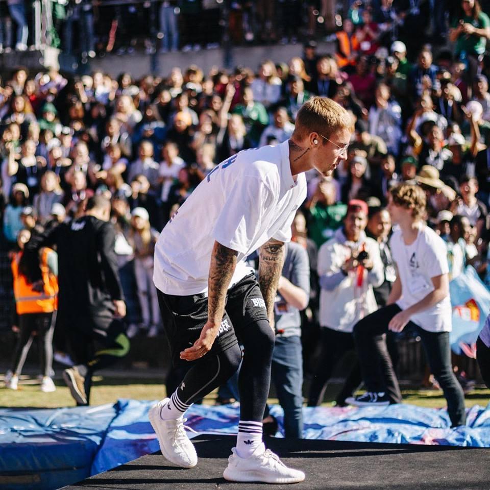 Justin Bieber iulie 2017 concert