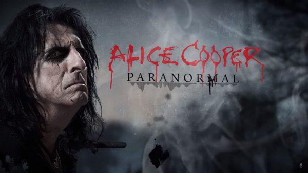 Lyric Video Alice Cooper Paranormal