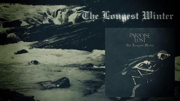 Lyric Video Paradise Lost The Longest Winter