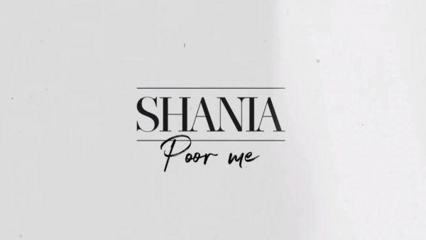 Lyric video Shania Twain Poor Me