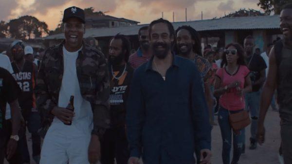 Videoclip Jay Z Damian Marley Bam
