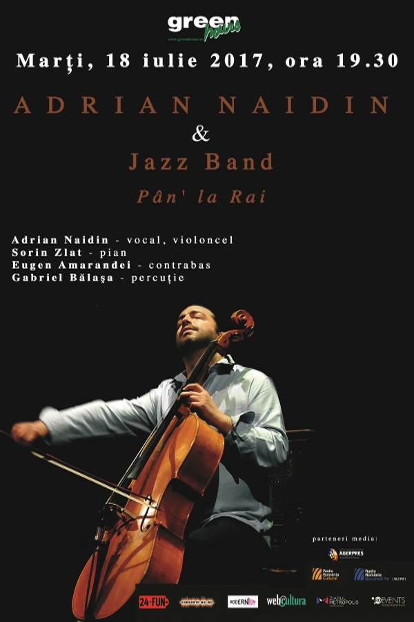 Adrian Naidin la Green Hours