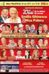 Emilia Ghinescu & Nicu Paleru - Concert aniversar