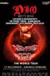Holograma lui Ronnie James Dio în concert