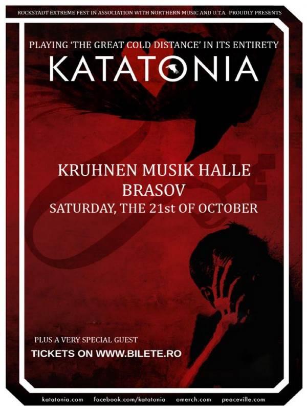 Katatonia la Kruhnen Musik Halle
