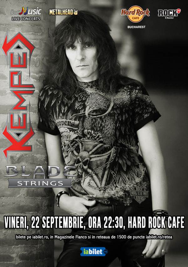 Kempes la Hard Rock Cafe