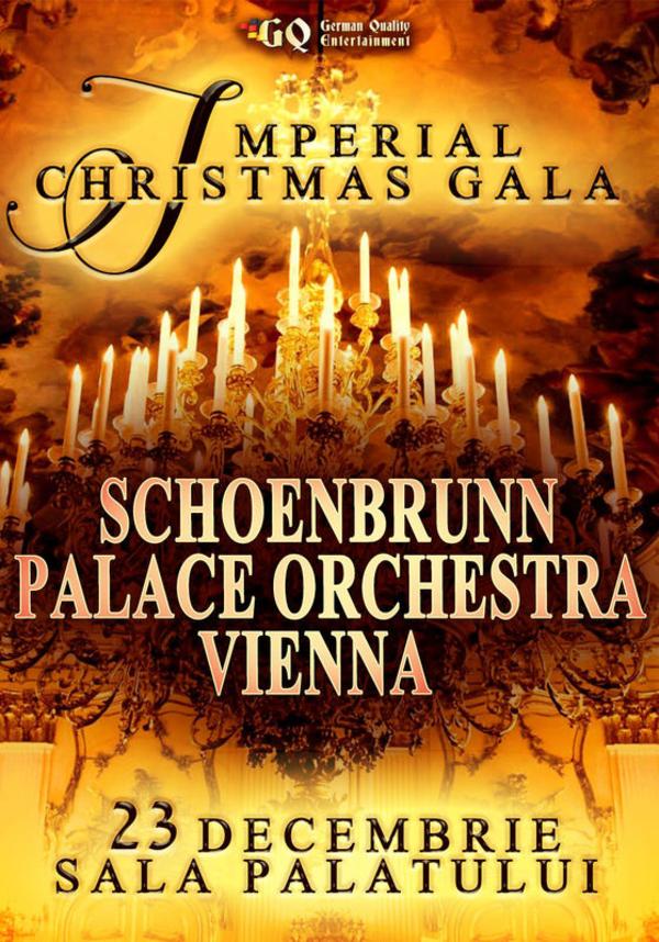 Schöenbrunn Palace Orchestra Vienna la Sala Palatului