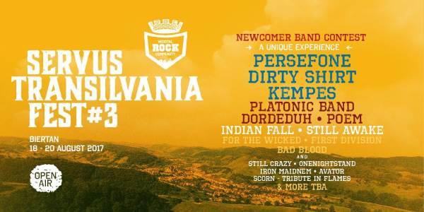 Servus Transilvania Fest