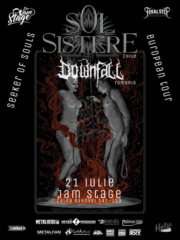 Sol Sistere & Downfall la JamStage