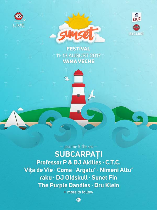 Sunset Festival - ediția a IV-a la Vama Veche
