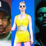 Kendrick Lamar / Katy Perry / The Weekend