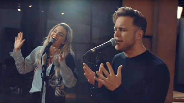 Olly Murs, Louisa Johnson - Unpredictable (Acoustic)