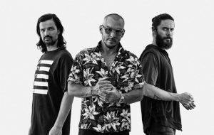 30 Seconds to Mars Foto Promo Single Walk on Water