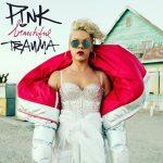 Coperta album Pink Beautiful Trauma