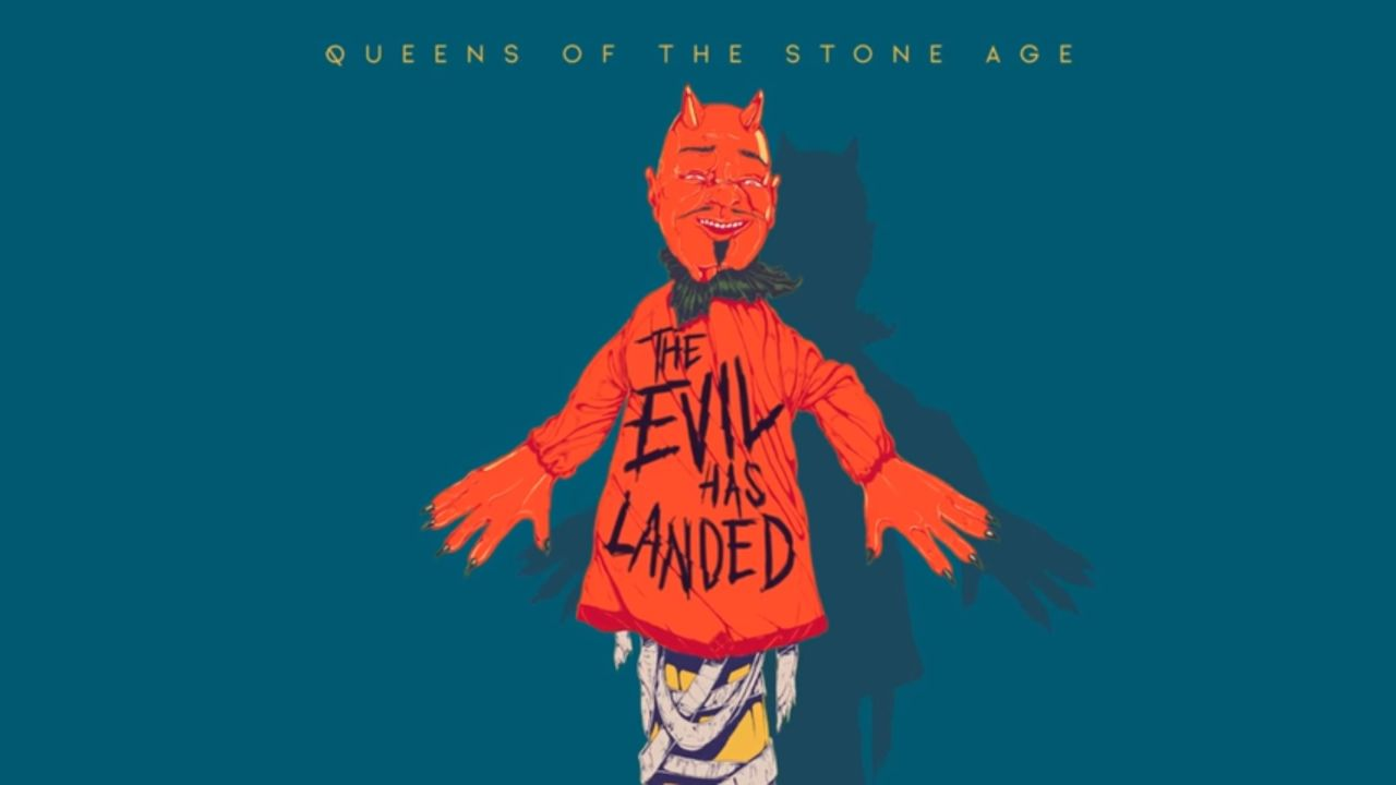 Single Queens of the Stone Age The Evil Has Landed