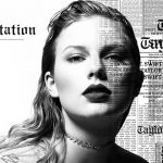 "Coperta noului album Taylor Swift - ""Reputation"""