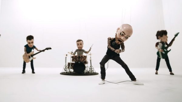 Videoclip August Burns Red Invisible Enemy