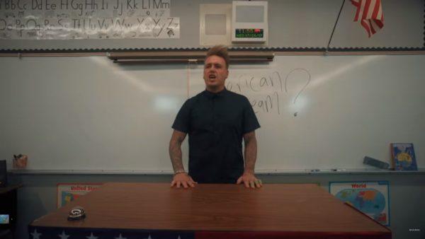 Videoclip Papa Roach American Dreams