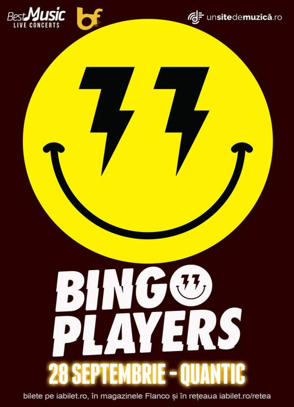 Bingo Players la Quantic Club