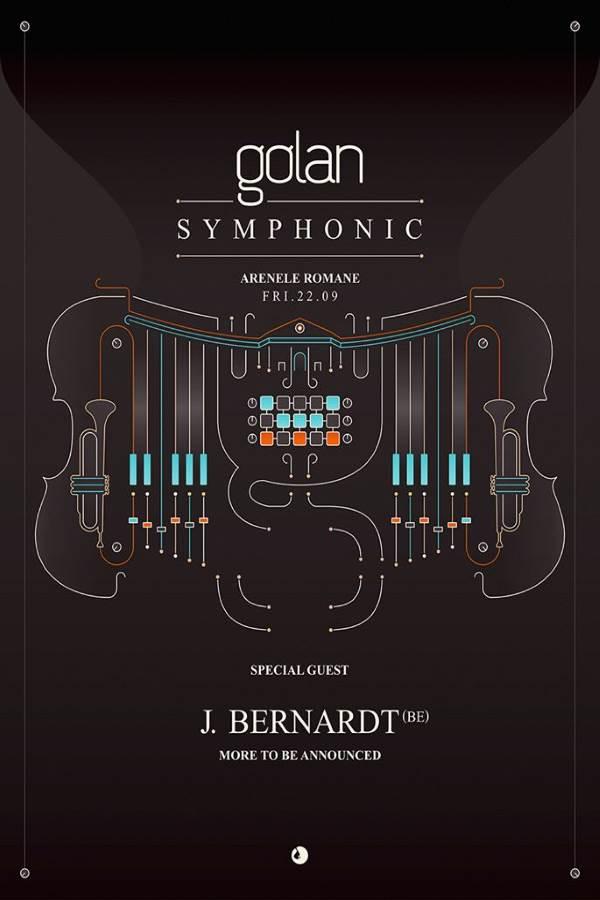 Golan Symphonic la Arenele Romane