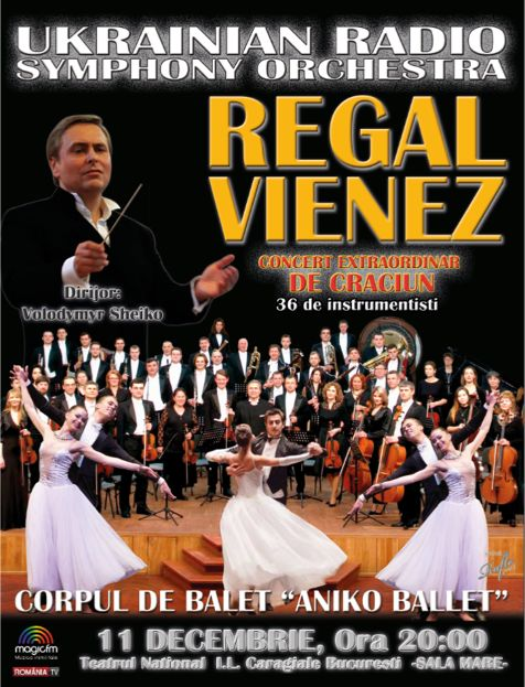Regal Vienez la Teatrul Naţional București