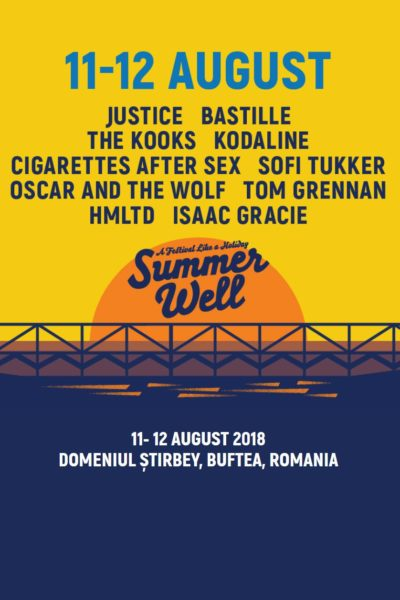 Poster eveniment Summer Well Festival 2018