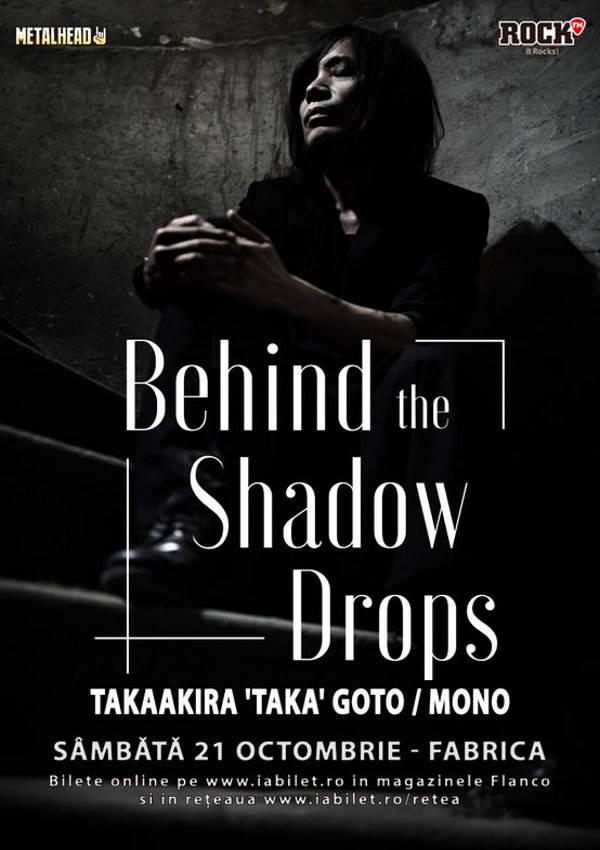 Taka - Behind the Shadow Drops la Fabrica